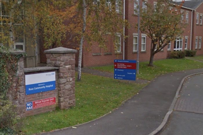 Visiting policy eased at Herefordshire hospitals