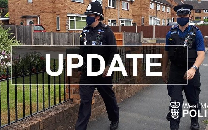 Update from West Mercia Police ahead of new COVID-19 restrictions