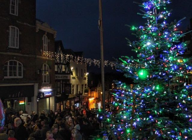 Ross Christmas Fayre and Light Switch on cancelled due to coronavirus pandemic