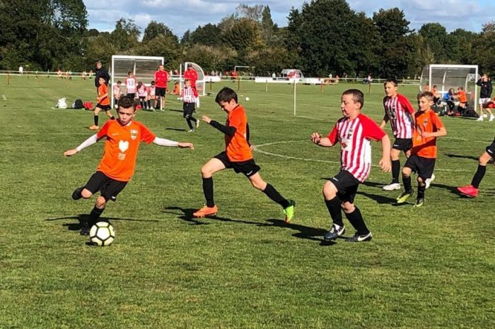 Start of league campaign goes well for U11 colts