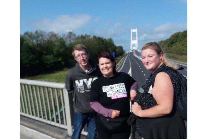 Walk raises over £200 for charity