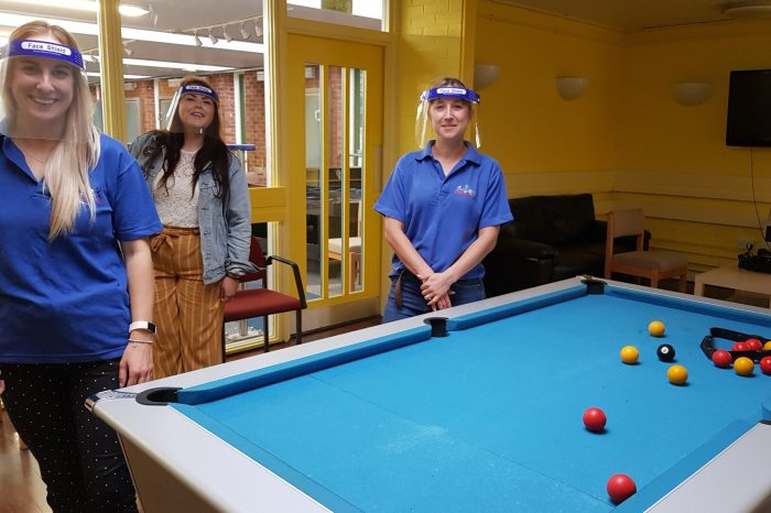 Youth Centre reopens in Ross-on-Wye