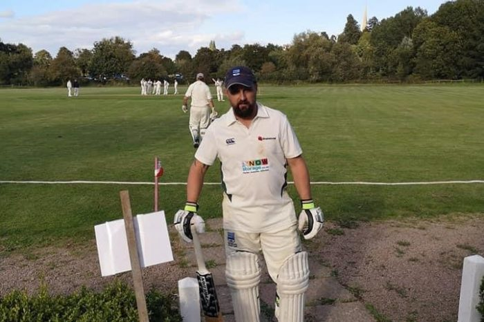 Good battle for Ross cricketers