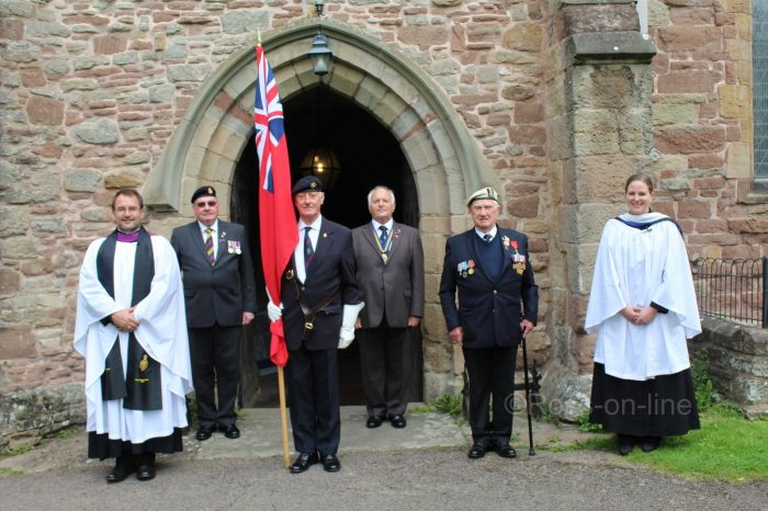 Memorial service takes place for Merchant Navy Day