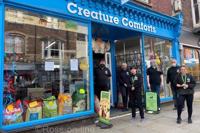 Creature Comforts under new ownership