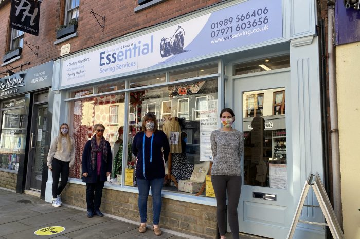 BUSINESS - Essential Sewing Services - for all your sewing needs