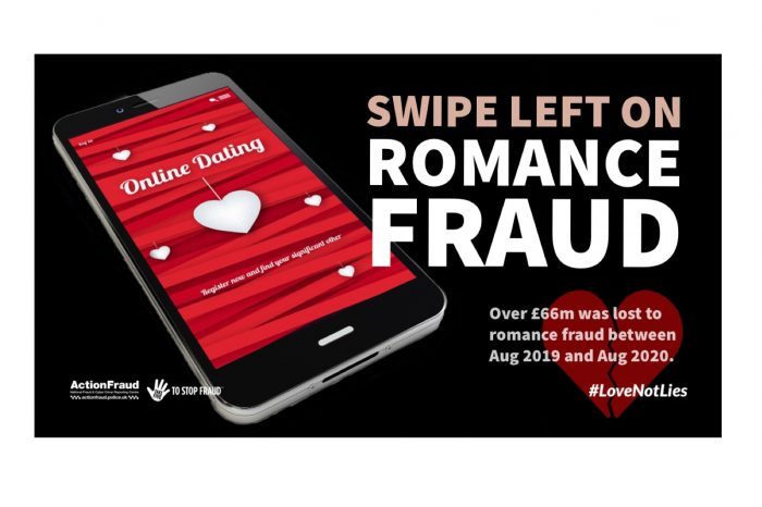 Romance fraud is on the rise