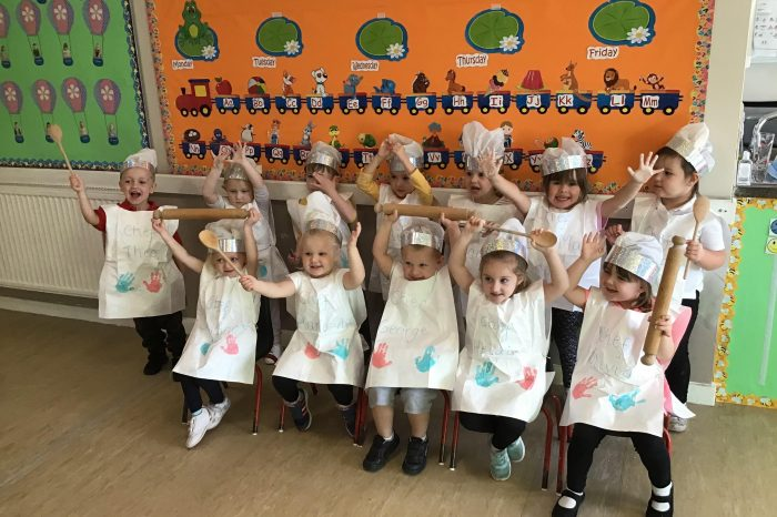 The Great Playgroup Bake Off