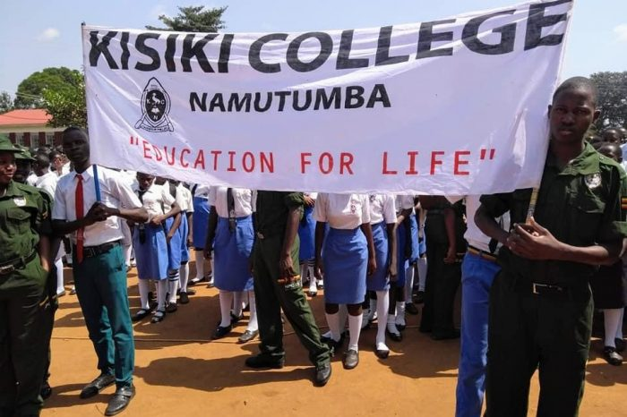 Life at Kisiki College during the pandemic