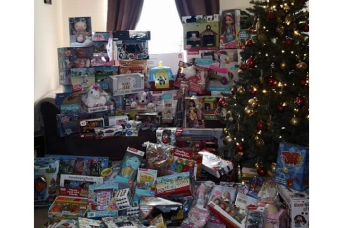 Friends support Toy Appeal with large donation