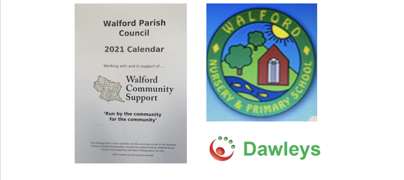Walford Parish community Calendar 2021