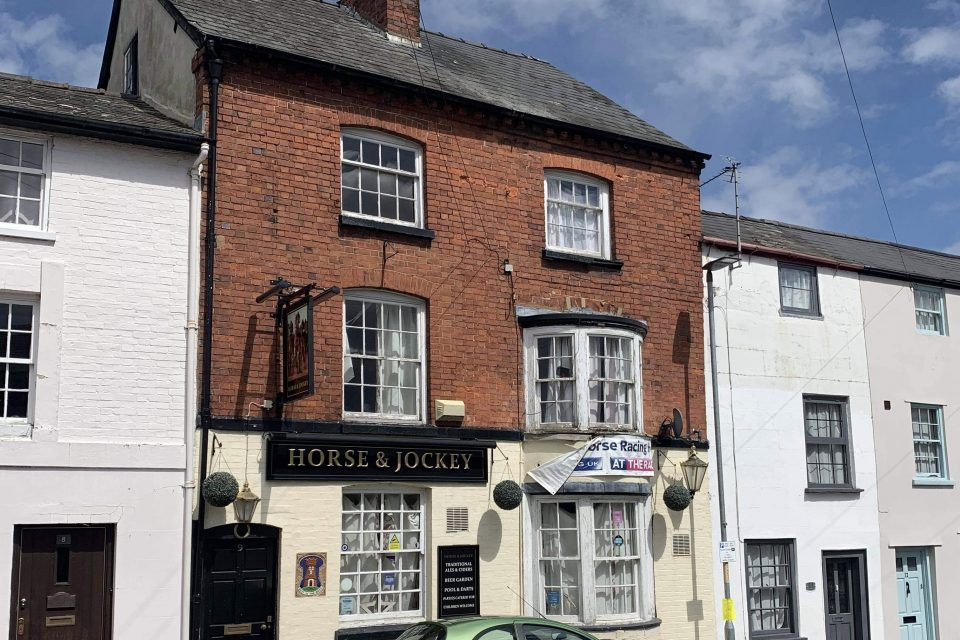Planning permission granted to turn former pub into two houses