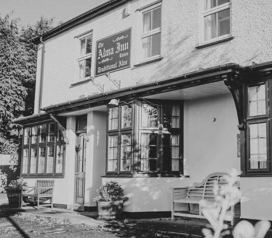 The Alma Inn crowned Herefordshire Pub of the Year