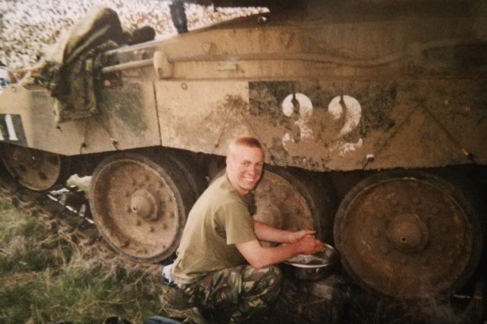 Help for Heroes veteran swaps battlefield for covid frontline