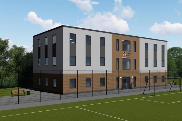 Permission granted for new £2.3 million Science Centre at John Kyrle High School