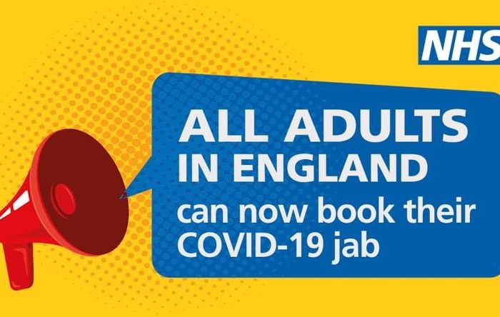 Herefordshire residents encouraged to have their covid vaccinations