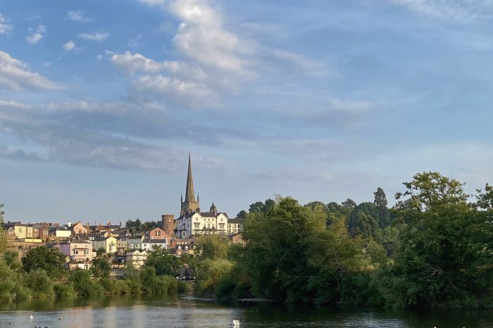 Ross-on-Wye to host Walk With The Wye Pilgrimage to raise awareness of environmental and pollution threats