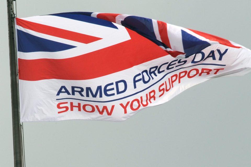 Ross-on-Wye flag-raising service going ahead
