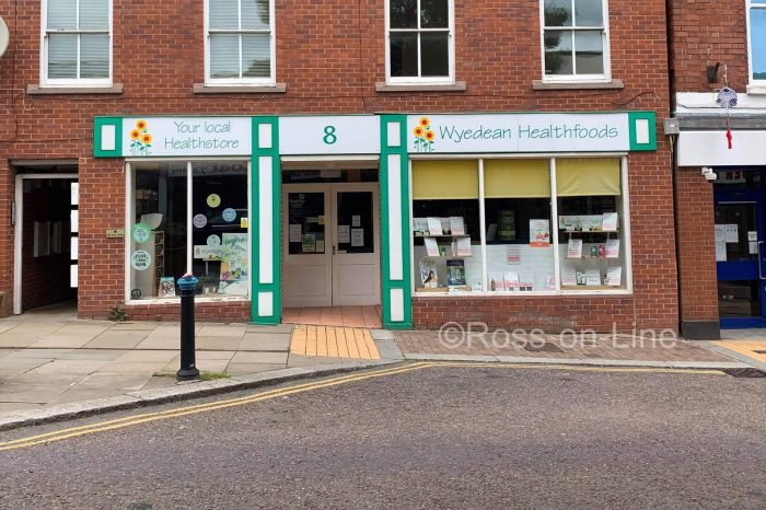 Wyedean Healthfoods to close in Ross-on-Wye