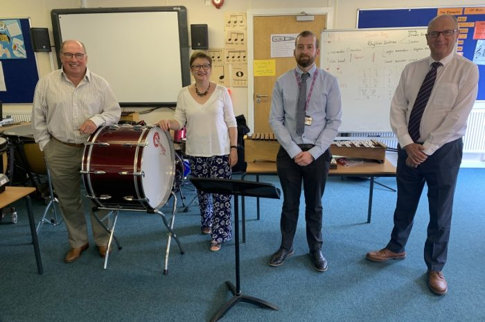 John Kyrle music teacher to retire after almost 25 years