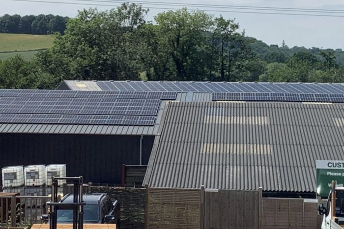 Walford Timber goes solar