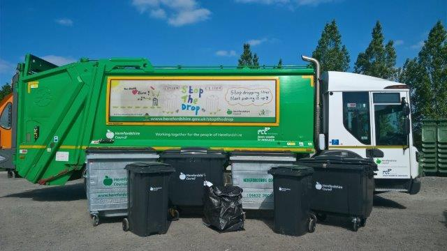 New waste strategy for Herefordshire