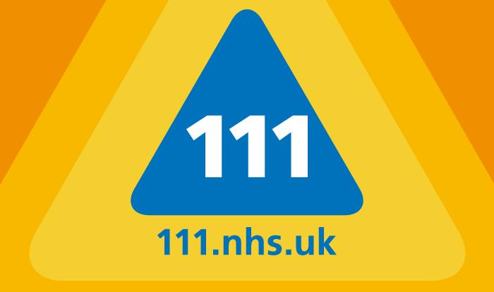 West Midlands Ambulance Service urge people to use 111 for medical advice