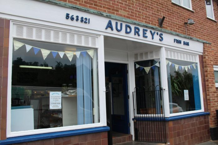 End of an era for Audrey's Fish Bar