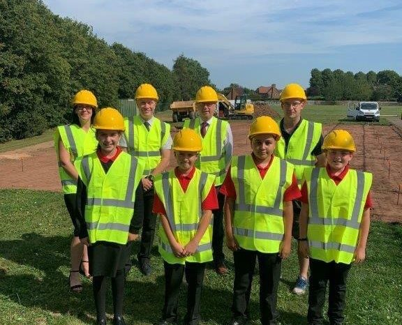 New science block marks the start of an exciting year at John Kyrle